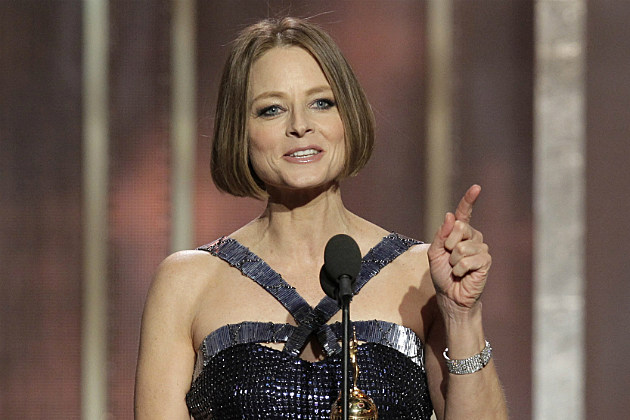 Jodie Foster came out at the Golden Globes in an inspiring speech.