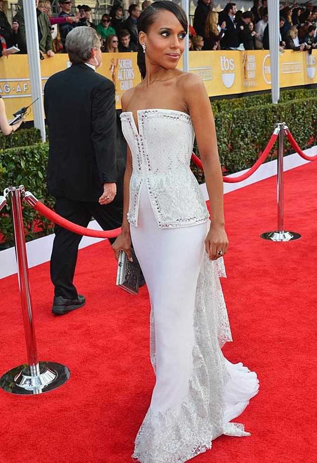 Kerry Washington 2013 SAG Awards