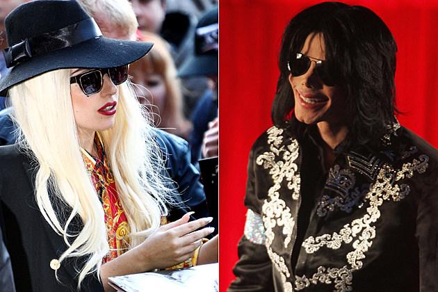 Lady Gaga Michael Jackson