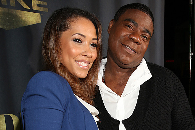 Megan Wollover Tracy Morgan