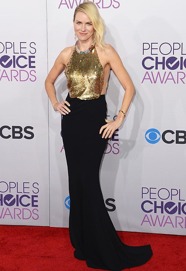 Naomi Watts 2013 People's Choice Awards