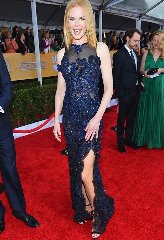 Nicole Kidman 2013 SAG Awards