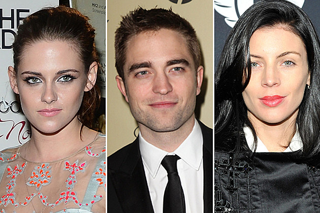 Kristen Stewart Robert Pattinson Liberty Ross