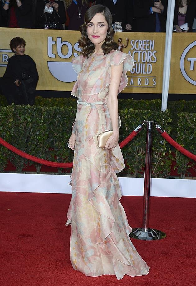 Rose Byrne 2013 SAG Awards