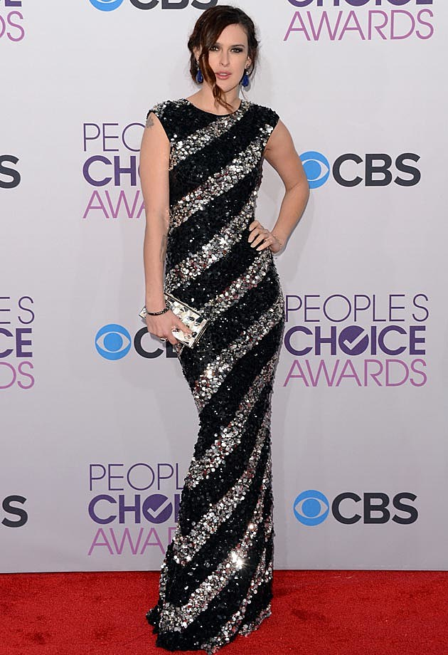 Rumer Willis 2013 People's Choice Awards