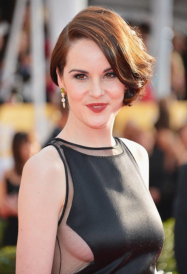 Michelle Dockery 2012 SAG Awards