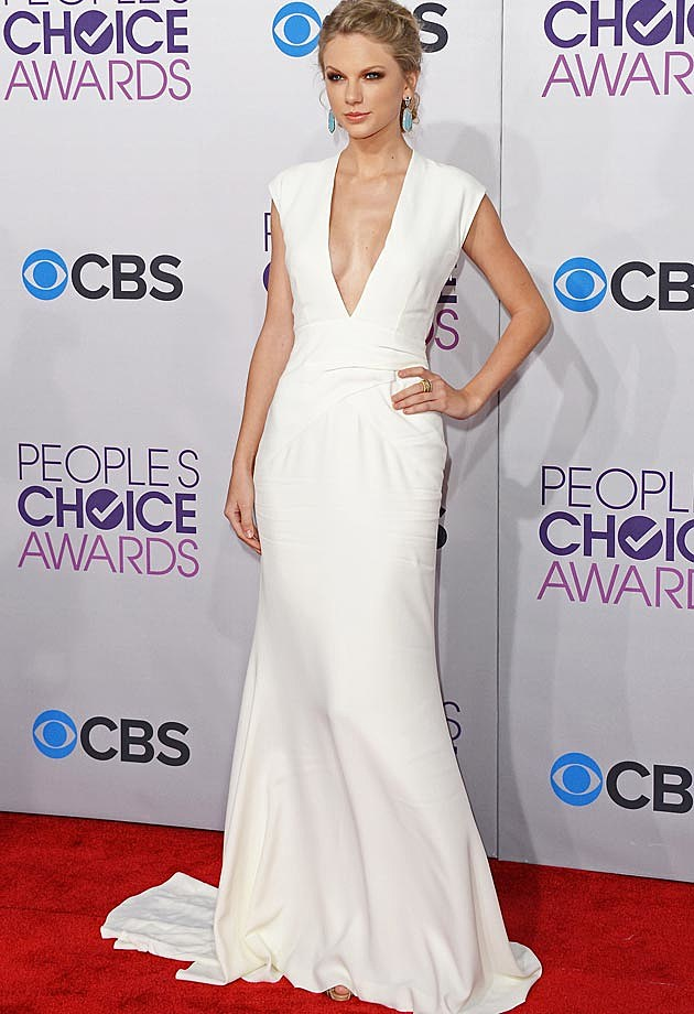 Taylor Swift 2013 People's Choice Awards