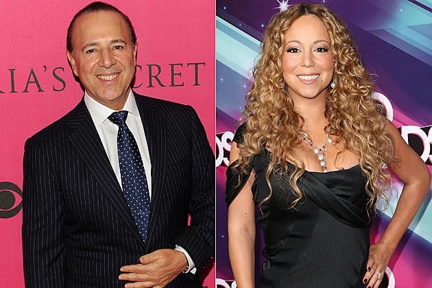 Tommy Mottola Mariah Carey