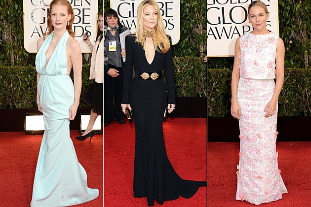 Worst Dressed Golden Globes 2013