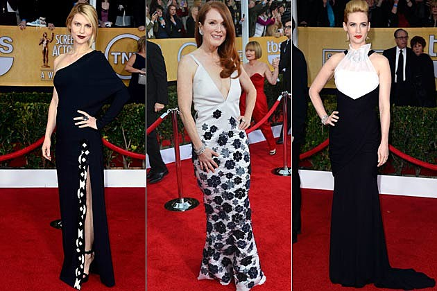2013 SAG Awards Worst Dressed