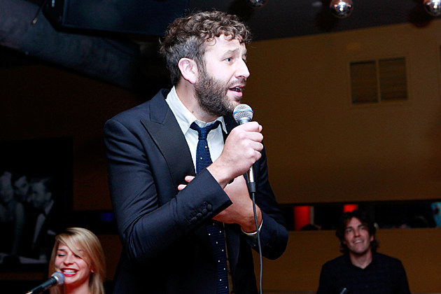 Chris O'Dowd at the 2012 Toronto International Film Festival