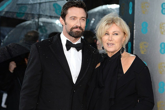 Hugh Jackman Deborah Lee Furness