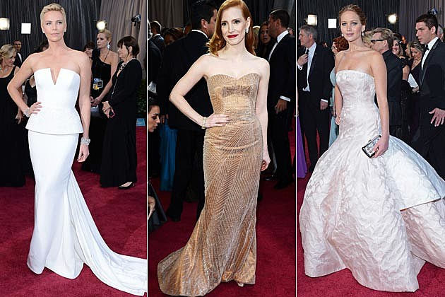 2013 Best Dressed Oscars