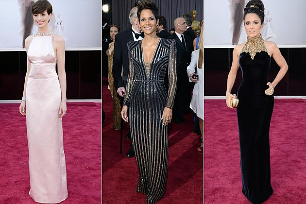 2013 Oscars Worst Dressed