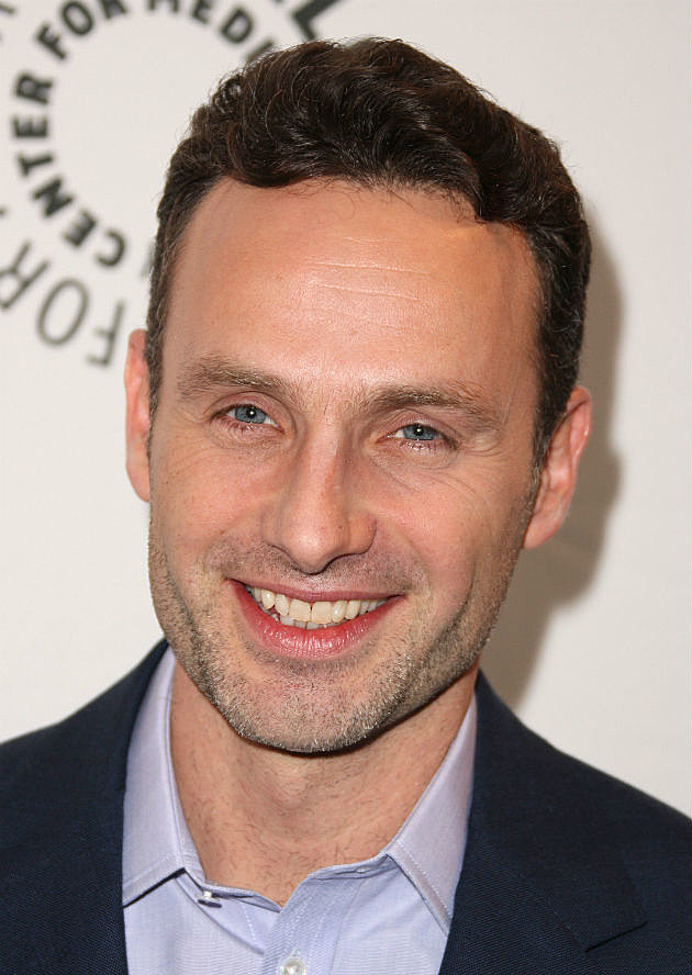 Andrew Lincoln Getty Images