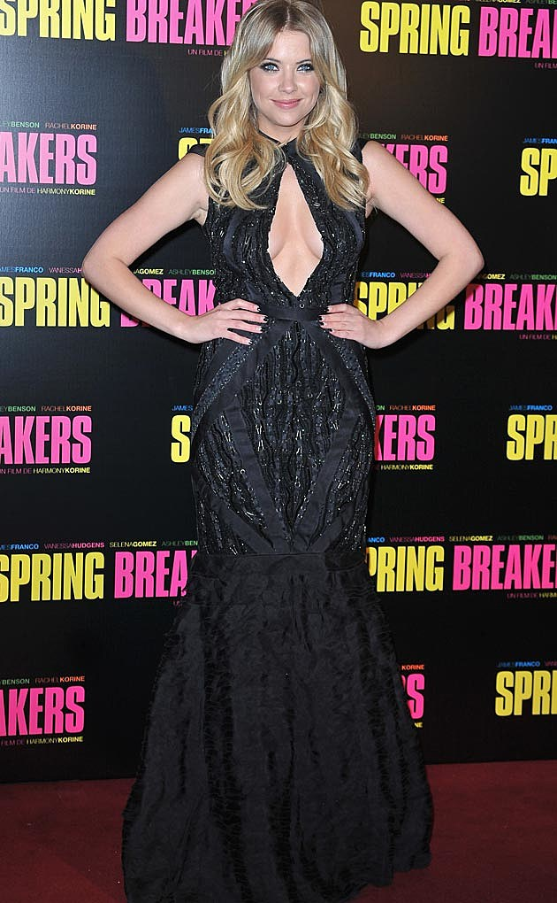 Ashley Benson Amit GT Spring Breakers France