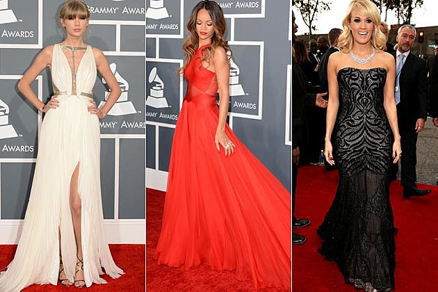 Best Dressed Grammys 2013