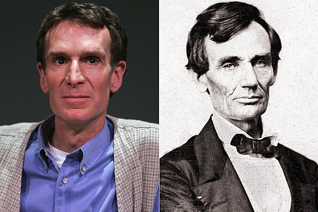 Bill Nye Abraham Lincoln