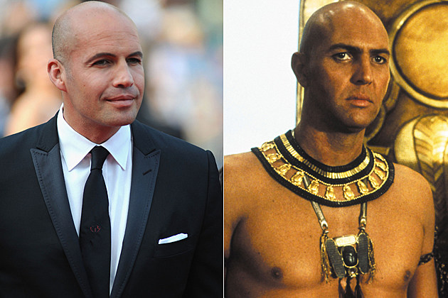 Billy Zane Arnold Vosloo
