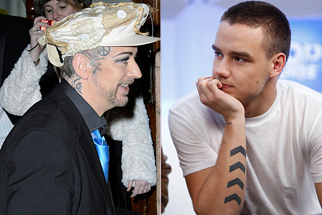 Boy George Liam Payne