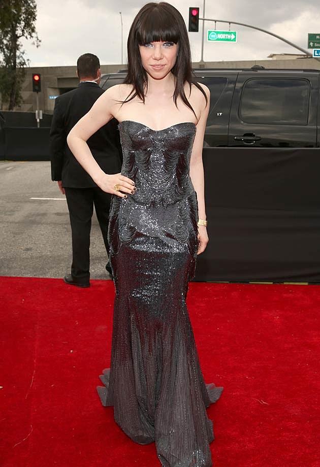 Carly Rae Jepsen 2013 Grammys