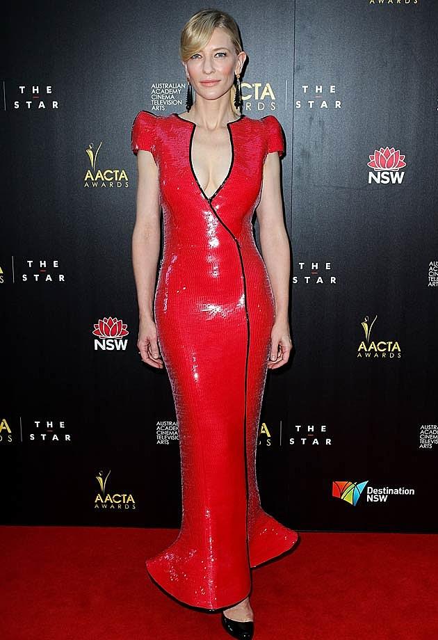 Cate Blanchett Giorgio Armani Prive
