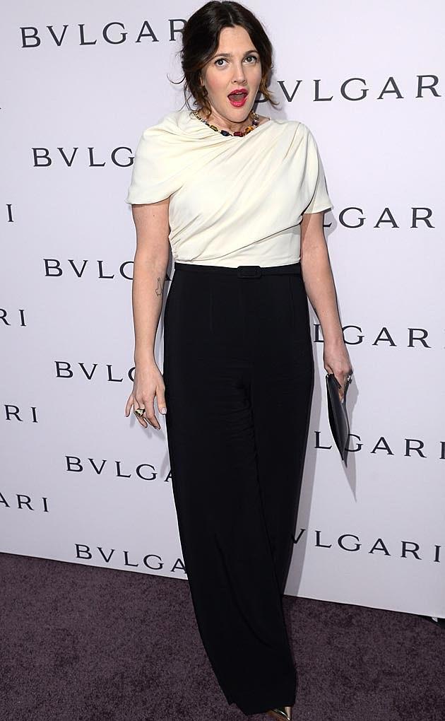 Drew Barrymore Max Mara