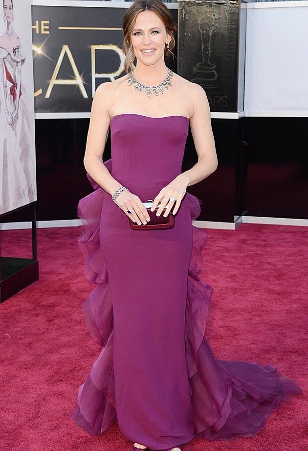 Jennifer Garner Gucci 2013 Oscars