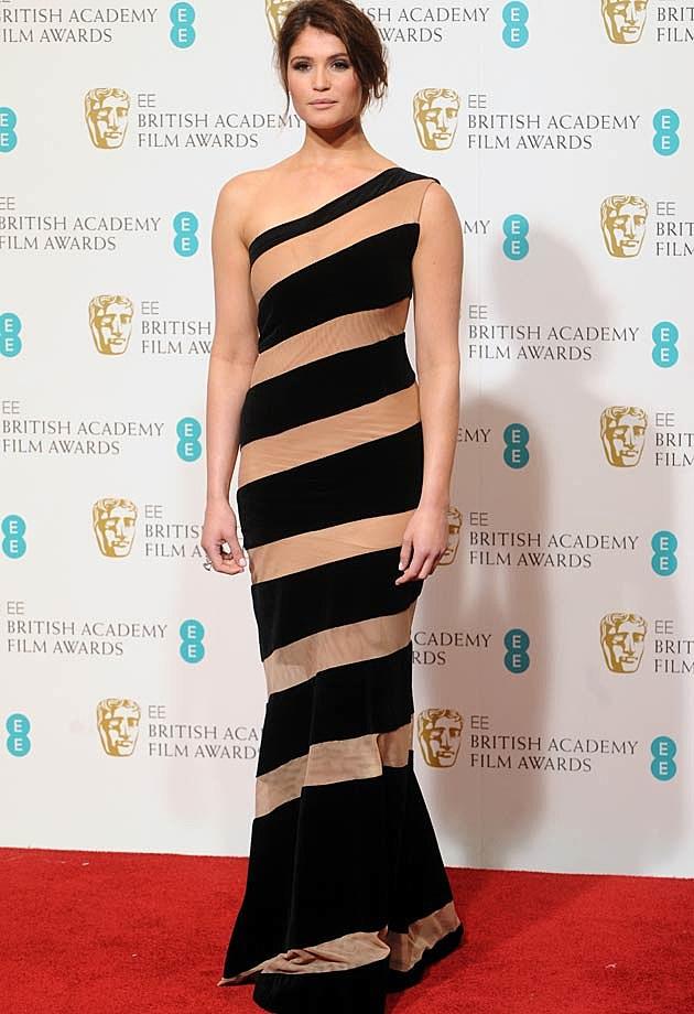 Gemma Arterton BAFTA