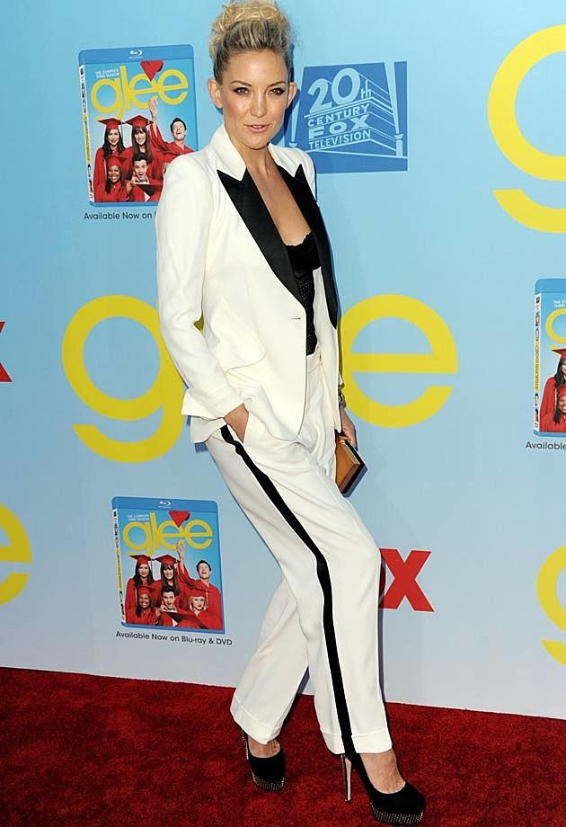 Kate Hudson McQueen Glee