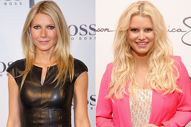 Gwyneth Paltrow Jessica Simpson