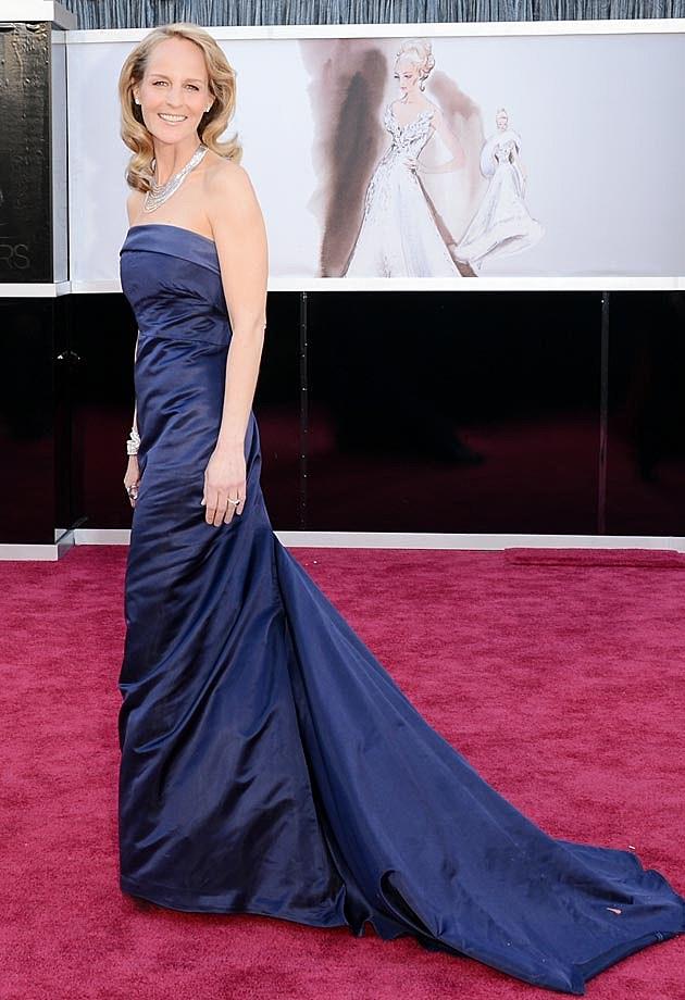 Helen Hunt 2013 Oscars H+M