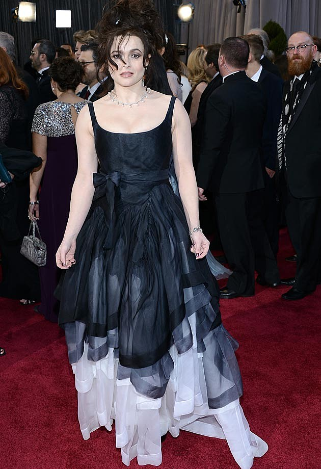 Helena Bonham Carter 2013 Oscars Vivienne Westwood