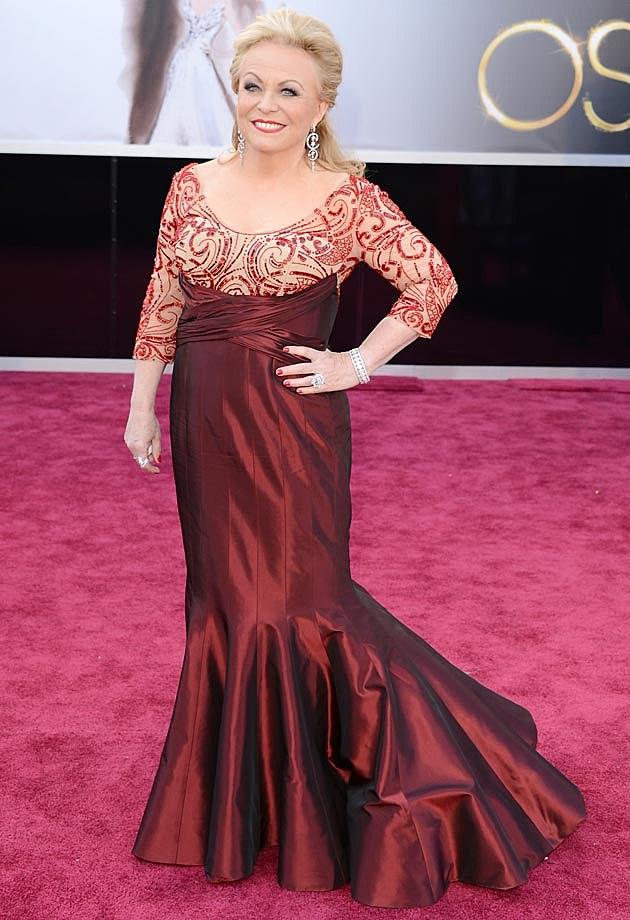 Jackie Weaver Rani Zakhem 2013 Oscars