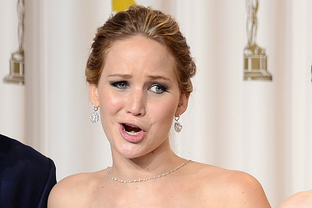 Jennifer Lawrence needs a little relaxation after a busy awards season.