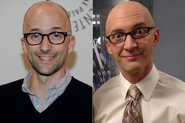 Jim Rash J.P. Manoux