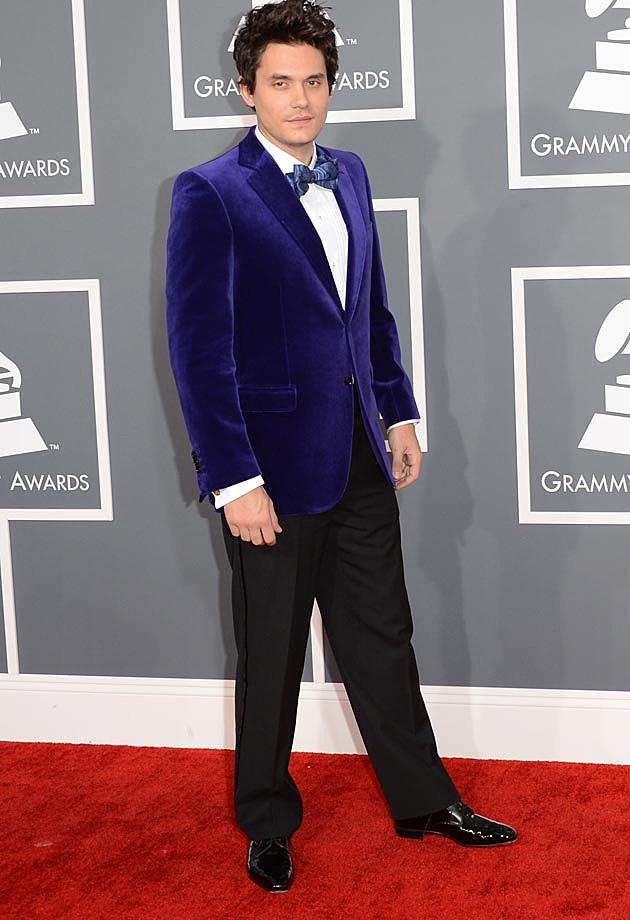 John Mayer 2013 Grammys