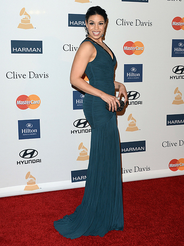 Jordin Sparks at the Clive Davis Pre-GRAMMY Party