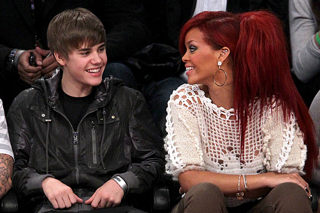 Justin Bieber Rihanna