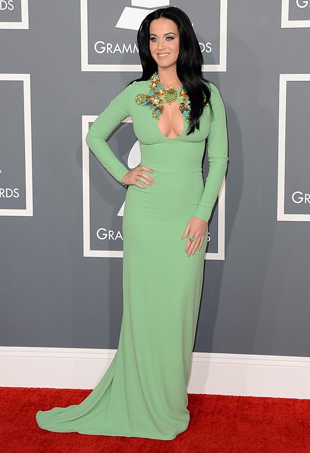 Katy Perry Gucci Grammys
