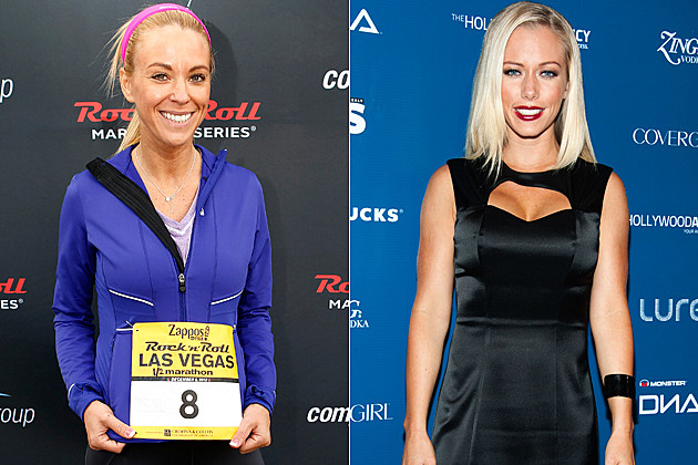 Kate Gosselin Kendra Wilkinson