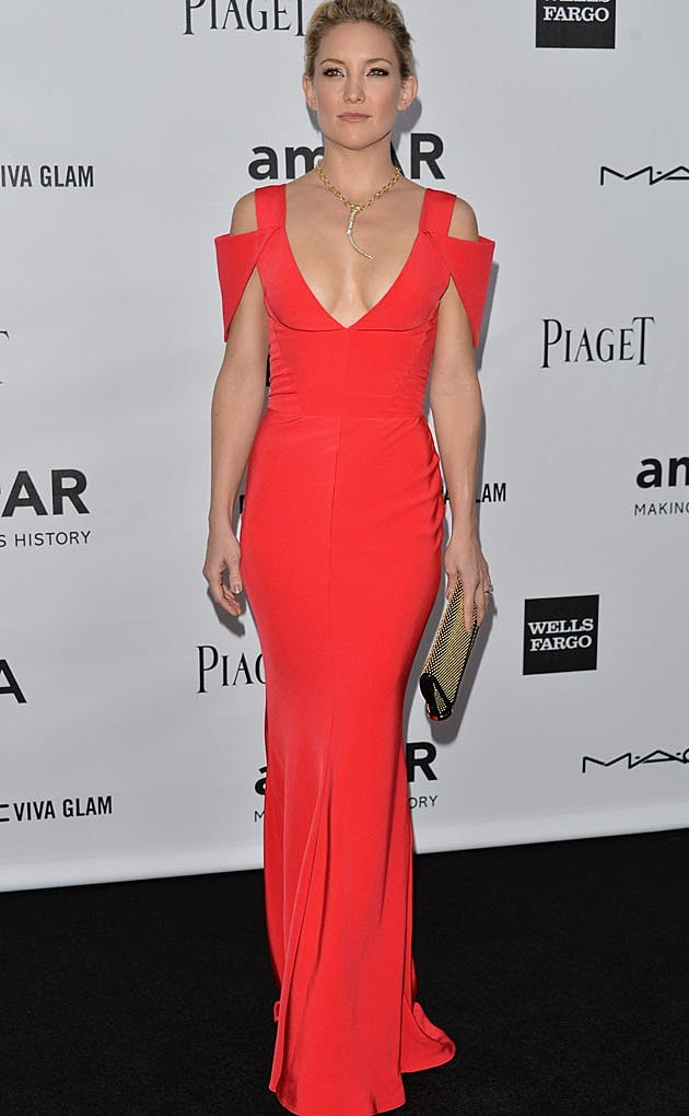 Kate Hudson Prabal Gurung Red