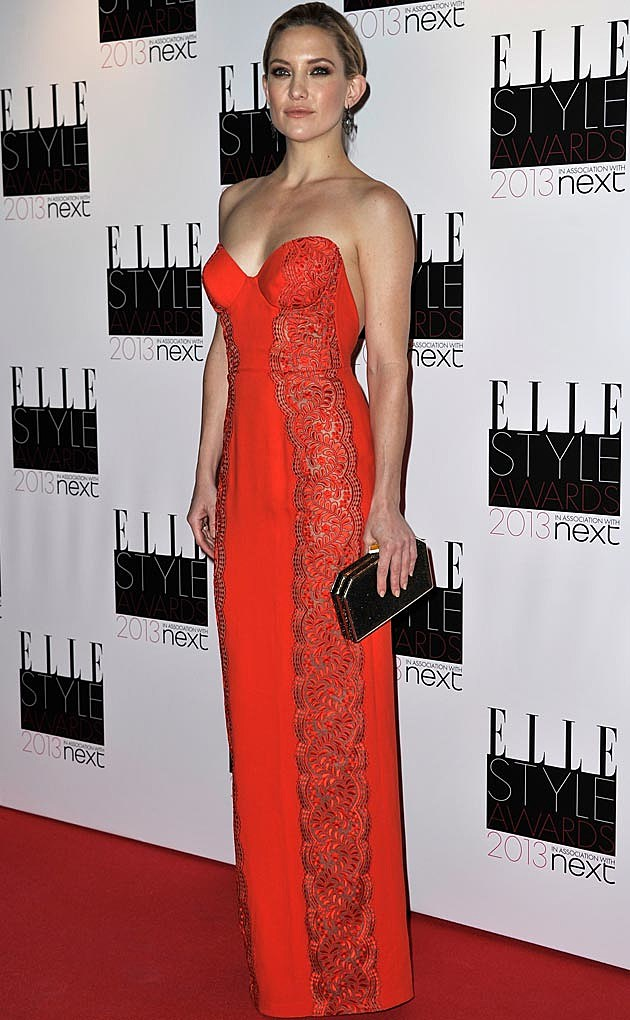 Kate Hudson Red Stella McCartney