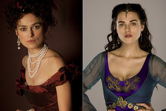 Keira Knightley Katie McGrath