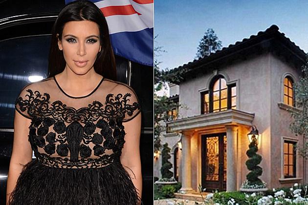 Kim Kardashian Crib