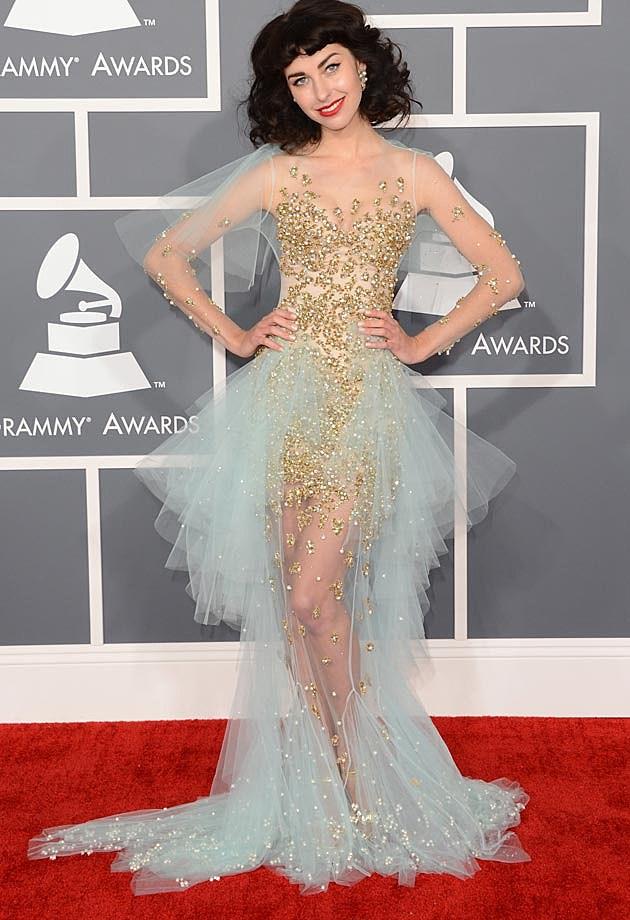 Kimbra 2013 Grammys