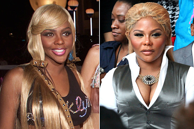 Lil' Kim isn't Lil' Kim anymore.