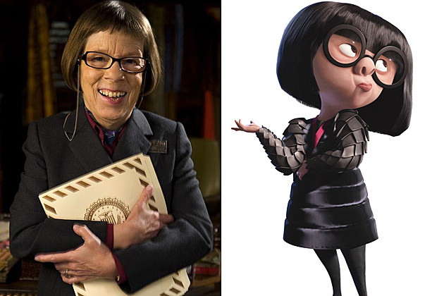 Linda Hunt Edna Mode