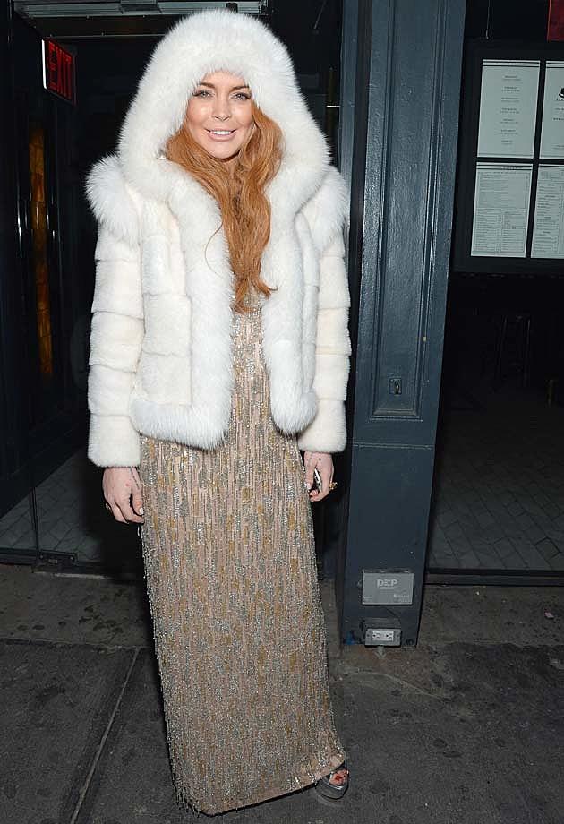 Lindsay Lohan Theia