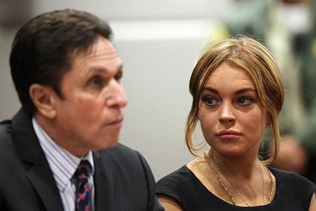 Mark Heller Lindsay Lohan